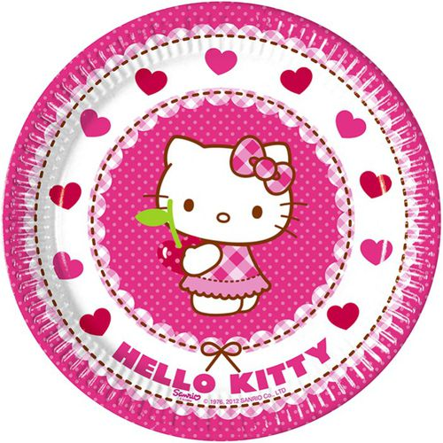 Основное изображение товара Тарелка Hello Kitty